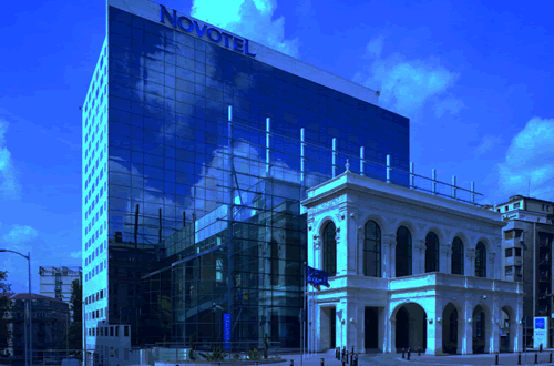 Hotel Novotel - Bucharest